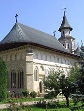 Manastirea, Putna , Foto: Maria Cristina Oprea