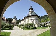 Manastirea, Putna , Foto: pr. Ambrozie