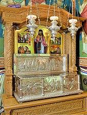 Kolostor kápolnája, Putna , Fotó: pr.Ambrozie