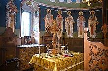 Kolostor kápolnája, Putna , Fotó: Ștefan Cojocariu