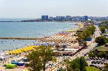 Plaja din Mamaia, Mamaia , Foto: Asociația Litoral-Delta Dunării