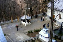 Calugara kolostor, DN57 Orsova-Oravica., Fotó: Manuel Ignuța