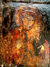 Calugara kolostor, DN57 Orsova-Oravica., Fotó: Calugara kolostor
