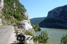 Kazán, vagy Duna szoros, Duna szoros , Fotó: Csupor Jenő