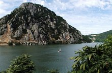 Kazán, vagy Duna szoros, Duna szoros , Fotó: Zsembery Ágoston