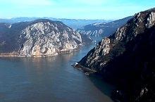 Kazán, vagy Duna szoros, Duna szoros , Fotó: Vaskapu természeti rezervátum