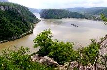 Kazán, vagy Duna szoros, Duna szoros , Fotó: Hám Péter