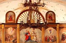 Biserica sarba, Macesti , Foto: pr. Nestorovici Iota