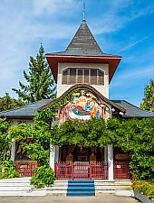 Manastirea Sf. Ana, Orsova , Foto: Matei Laudoniu