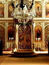 Biserica sarba, Moldova Veche , Foto: pr. Nestorovici Iota