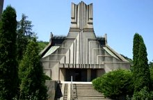 Római katolikus templom, Orsova , Fotó: Constantin Juan-Petroi
