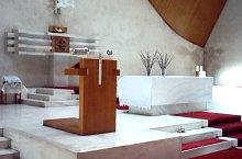 Római katolikus templom, Orsova , Fotó: Római katolikus templom