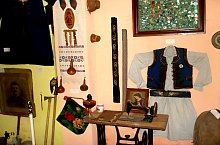 Muzeul etnografic, Racasdia , Foto: Iosif Nica