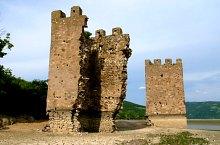 Tricule - Három torony, Szinice , Fotó: Szabó Tibor