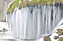 Cascada Bigar, Poneasca , Foto: John Gavrilescu