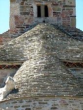 Demsusi templom, Demsus , Fotó: Benedek István