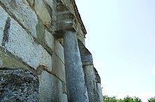 Demsusi templom, Demsus , Fotó: Adriana Chinaloglu
