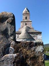 Demsusi templom, Demsus , Fotó: Mircea Vâlcu