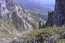 The Scărița-Belioara Reservation, Poșaga de Sus