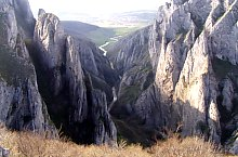 The Turzii Gorge, Turda , Photo: Hám Péter