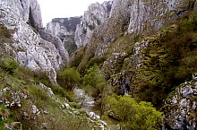 The Turzii Gorge, Turda , Photo: Hám Péter