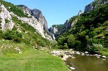The Turzii Gorge, Turda , Photo: Csupor Jenő