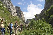 The Turzii Gorge, Turda , Photo: Karsai Mihály
