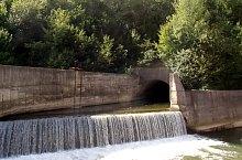 A topánfalvi vagy Mihoesti-i víztározó, Mihoești , Fotó: Hám Péter