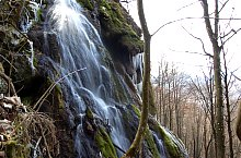 Cascada Sipote, Salciua de Jos , Foto: Mihai Udvar