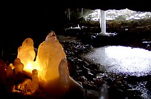 Vertop jégbarlang, Kőház , Fotó: Gheorghe Vasile