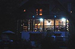 Szárazőr szállás, Casa de Piatră panzió, Fotó: WR