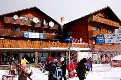 Vârtop menedékház, Vertop , Fotó: WR