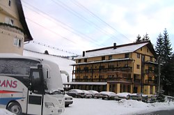 Vila Sarra Vank, Arieseni , Foto: WR