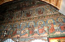 Sub Piatra monastery, Sub Piatră , Photo: WR