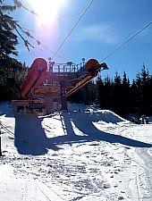 Arieșeni - Vârtop, Piatra Grăitoare ski-run, Photo: Călin Munteanu