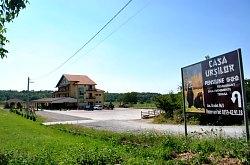Casa Ursilor, Biharfenyves , Fotó: WR