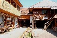 Muzeul etnografic Flutur, Chiscau , Foto: WR
