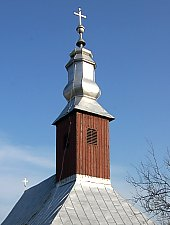 Wooden church, Dușești , Photo: WR