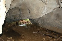 Muhuchii barlang, Biharkaba , Fotó: WR