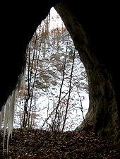 Kereszt barlang, Albioara szoros , Fotó: Tőrös Víg Csaba
