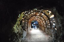 Farcu kristálybarlang, Lazuri szoros , Fotó: WR