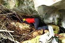 Beszakadt barlang, Cutilor szoros , Fotó: Tőrös Víg Csaba