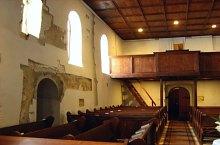 Magyarremetei református templom, Fotó: Tőrös Víg Csaba