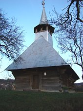 Wooden church, Vălani de Pomezeu , Photo: Țecu Mircea Rareș