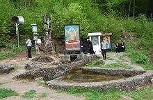 Vașcău, Izbucul cu intermitență, Foto: WR