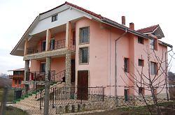 Viorica panzió, Püspökfürdő , Fotó: WR