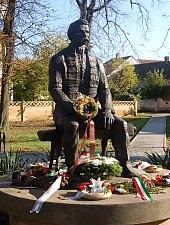 Salonta, Parcul cu statui, Foto: WR