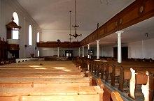 Nagyszalonta, Református templom, Fotó: WR