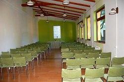 Művelődési Központ szálláshelye, Tenke , Fotó: WR