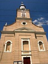 Biserica Catolica, Tinca , Foto: WR